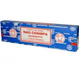 Incienso Nag Champa Satya Sai Baba 15g
