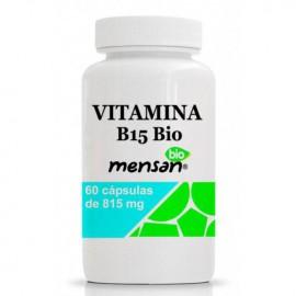 Vitamina B15 Bio 60 Cápsulas de 815mg