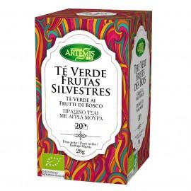Té Verde con Frutas 20 filtros de 1,4g