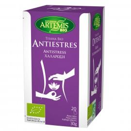 Tisana Antiestréss T 20 filtros