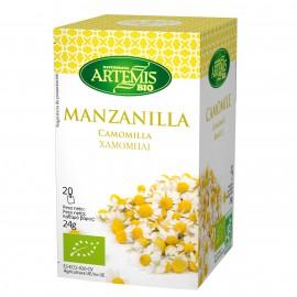 Manzanilla 20 filtros