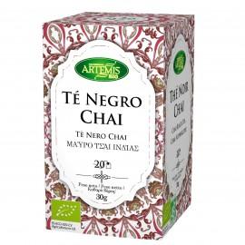 TeChai Negro Premium 20 filtros 40g