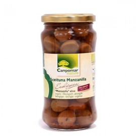 Aceituna Manzanilla con Especias Eco 350g