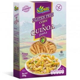 Macarron de Maiz y Quinoa Sin Gluten Convencional 250g