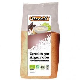 Pure Instantaneo de Dulce de Cereales con Algarroba en Polvo 300g