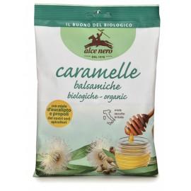 Caramelos Balsámicos con Miel de Eucalipto y Propóleo 100g