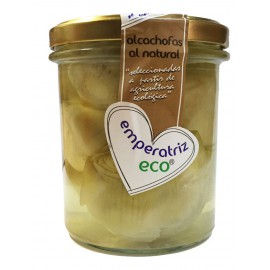 Corazones de Alcachofa Eco al Natural 355 ml