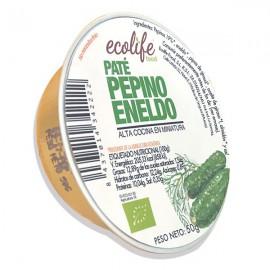 Paté de Pepino y Eneldo 50g
