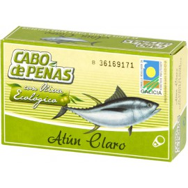 Atun Claro en Aceite de Oliva Eco 111g