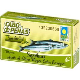 Sardinillas en Aceite de Oliva Eco 85g