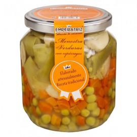Menestra de Verduras con Esparragos Bio 580 ml