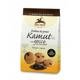 Galletas de Kamut con Gotas de Chocolate Bio 300g