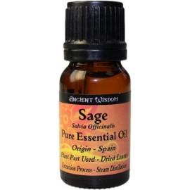 Aceite Esencial de Salvia Clara AW 10 ml