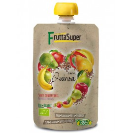 Pure Fruta Super con Quinoa Bio Doypack 120g