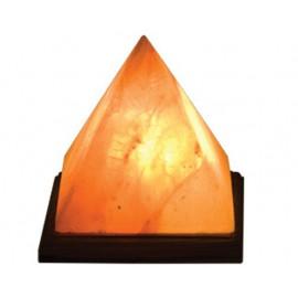 Lámpara de Sal del Himalaya Pirámide