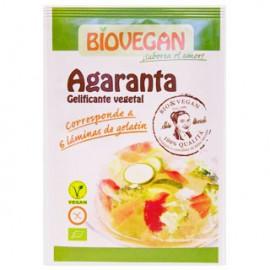 Agaranta Gelificante Vegetal Bio 3x6g