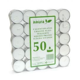 Pack 50 Velas Nightlights