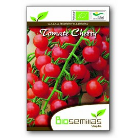 Semillas Ecológicas de Tomate Cherry