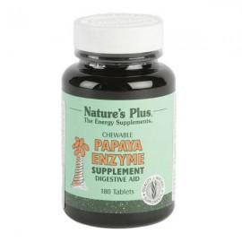 Papaya Enzyme 180 comprimidos masticables