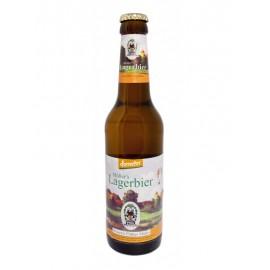 Cerveza Muller´s Lagerbier Bio Demeter 330 Ml