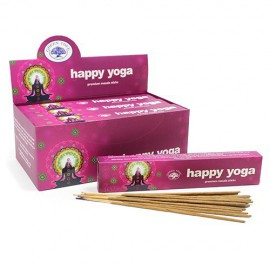 Incienso Green Tree Happy Yoga 15g