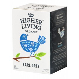 Té Early Grey Bio 20 bolsas 45g