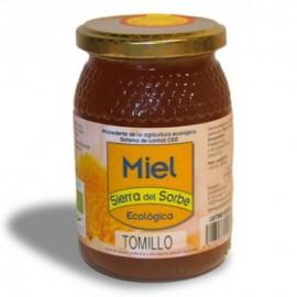 Miel de Tomillo Bio Sierra del Sorbe 500g