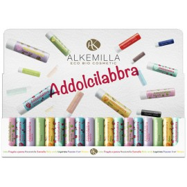 Expositor Duclces Labios ( 18 aromas x 4ud )