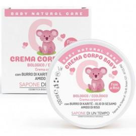 Crema Corporal Baby Bio 100ml