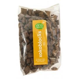 Xokoblocks Almohadas Rellenas de Chocolate Bio 375g
