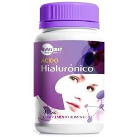 Ácido Hialurónico 30 cápsulas