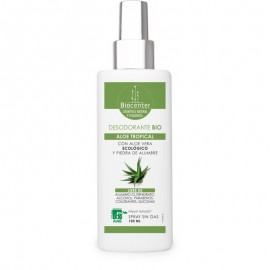 Desodorante Spray Aloe Tropical Bio 100ml