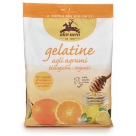 Caramelos de Limón con Miel de naranja Bio 100g