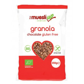 Granola Chocolate Sin Gluten Bio 350g
