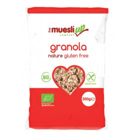 Granola Nature Sin Gluten Bio 350g