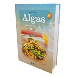Libro Algas las Verduras del Mar de Montse Bradford