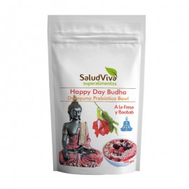 Happy Day Buda con Fresa y Baobab 350g
