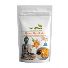 Happy Day Buda con Mango y Plátano 350g