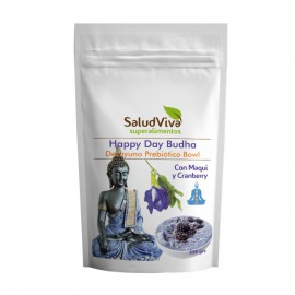 Happy Day Buda con Maqui y Arándano 350g