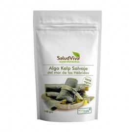 Alga Kelp Salvaje en Polvo 100g