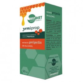 Extracto de Propóleo Sin Alcohol Yemiprop 50ml