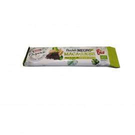 Chocolatina con Maca y Ginger Sin Gluten Bio 25g