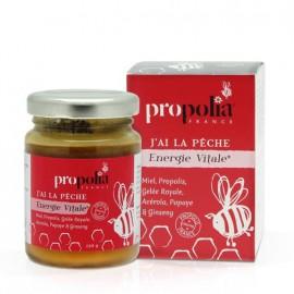 Energie Vitale Propóleo Jalea Real Acerola Ginseng y Papaya 120g