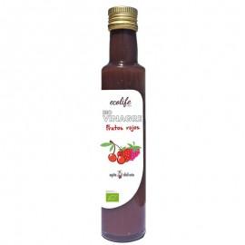 Vinagre de Frutos Rojos Bio 250ml