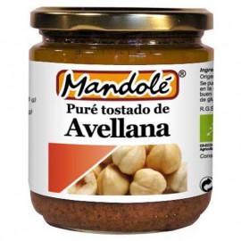 Puré de Avellana Tostado (100% Avellana) Bio 325g
