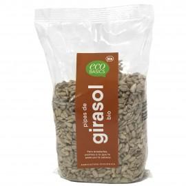 Pipas de Girasol Bio 500g