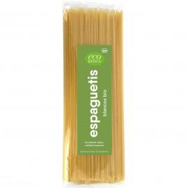 Espaguetis blancos Bio 500g