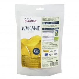 Algas Secas Wakame Bio 50g