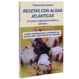 Libro Recetas con Algas Atlánticas