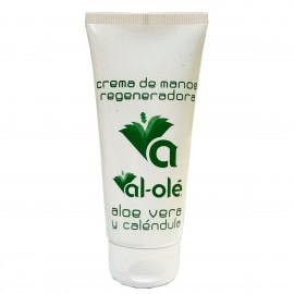 Crema de Manos de Aloe Vera y Caléndula 100 ml